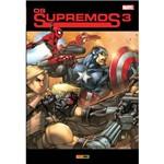 Livro - os Supremos - Vol. 3