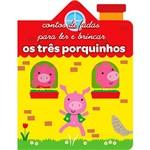 Livro - os Três Porquinhos: Fairy Tale