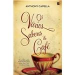 Livro - os Vários Sabores do Café