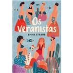 Livro - os Veranistas