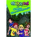 Livro - os Ziskisitos e a Casa Mal-assombrada