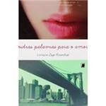 Livro - Outras Palavras para o Amor - Vol. 1
