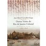 Livro - Outras Visões do Rio de Janeiro Colonial