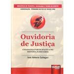 Livro - Ouvidoria de Justiça