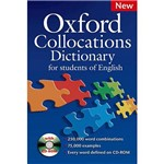 Livro - Oxford Collocations Dictionary For Students Of English