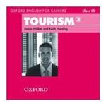 Livro - Oxford English For Careers: Tourism 3 Class - Audio CD