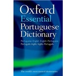 Livro - Oxford Essential Portuguese Dictionary