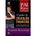 Livro - Pai Rico: Unfair Advantage - o Poder da Educação Financeira - Lições Sobre Dinheiro que não se Aprende na Escola