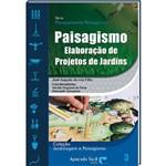 Livro Paisagismo - Elaboração de Projetos de Jardins