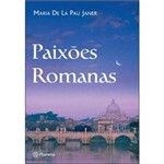 Livro - Paixões Romanas