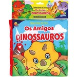 Livro - Palavrinhas de Pano: os Amigos Dinossauros