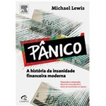 Livro - Pânico - a História da Insanidade Financeira Moderna