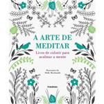 Livro para Colorir - a Arte de Meditar