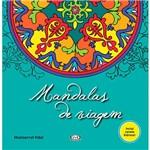 Livro para Colorir Adulto - Mandalas de Viagem + Caneta Hidrocor - 1ª Edição