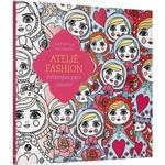 Livro para Colorir - Ateliê Fashion