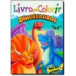 Livro para Colorir: Dinossauros