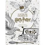 Livro para Colorir - Harry Potter