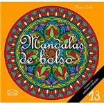 Livro para Colorir - Mandalas de Bolso Vol. 13 - 1ª Edição