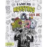 Livro para Colorir - o Livro dos Monstros de Karen Jonz