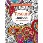 Livro para Colorir - Tesouro Indiano: para Colorir e Relaxar