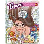 Livro para Colorir - Tina