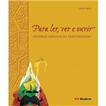 Livro - para Ler, Ver e Ouvir - Histórias Indianas do Pantchatantra