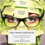 Livro - para Minha Assistente
