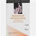 Livro - Paradigmas em Psicologia Social