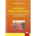 Livro - Parcerias Público-Privadas