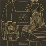 Livro - Paris Street Style: a Coloring Book