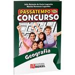Livro - Passatempo para Concurso: Geografia