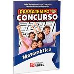 Livro - Passatempo para Concurso: Matemática