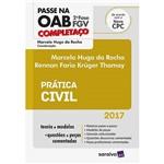 Livro - Passe na OAB Completaço 2ª Fase FGV: Prática Civil