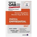Livro - Passe na OAB Completaço 2ª Fase FGV: Prática Empresarial