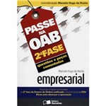 Livro - Passe na Oab 2ª Fase - Questões e Peças Comentadas - Empresarial
