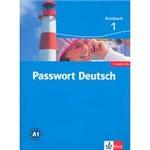 Livro - Passwort Deutsch Neu 1 - Kursbuch Mit Audio-CD