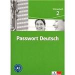 Livro - Passwort Deutsch 2 - Wörterheft - A2
