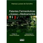 Livro - Patentes Farmacêuticas e Acesso à Medicamentos