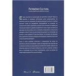 Livro - Patrimônio Cultural: Políticas e Perspectivas de Preservação no Brasil