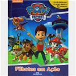 Livro - Paw Patrol: Filhotes em Ação
