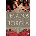 Livro - Pecados da Casa dos Borgia