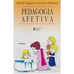 Livro - Pedagogia Afetiva