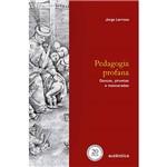 Livro - Pedagogia Profana