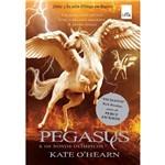 Livro - Pegasus e os Novos Olímpicos - Livro 3 da Série Olimpo em Guerra