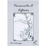 Livro - Pensamentos e Reflexoes