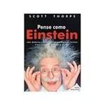 Livro - Pense Como Einstein