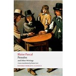 Livro - Pensees And Other Writings (Oxford World Classics)