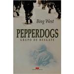 Livro - Pepperdogs - Grupo de Resgate
