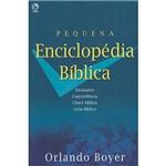 Livro - Pequena Enciclopedia Biblica (brochura)