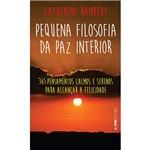 Livro - Pequena Filosofia da Paz Interior
